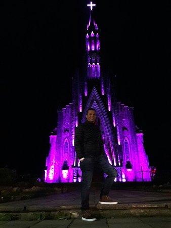 Linda Catedral.
