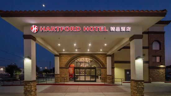 Rosemead, CA: Hartford Hotel, BW Signature Collection