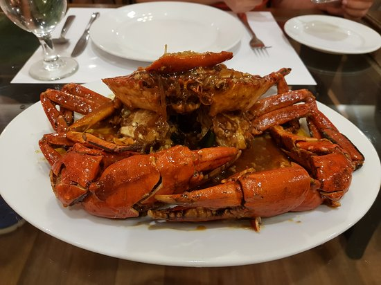 The Red Crab Restaurant: Red Crab, Clark, Luzon, Philippines