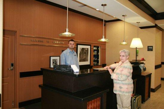 Hampton Inn & Suites Cleburne