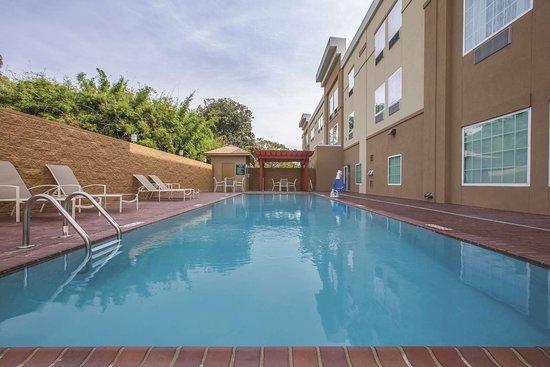 Westlake, Луизиана: Pool view