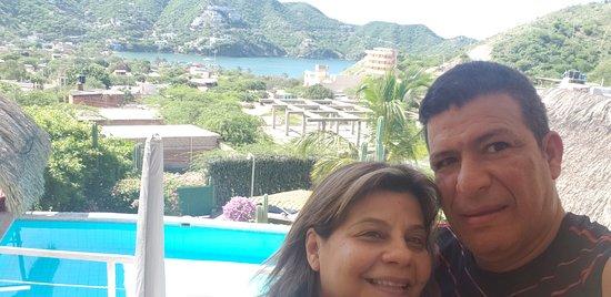 Casa Los Cerros Taganga: Fabulosos dias en Taganga