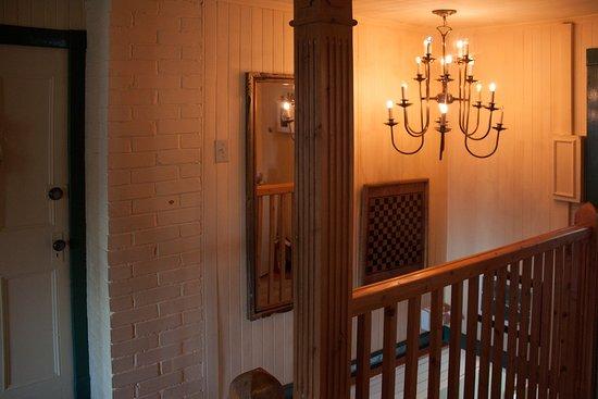 Saint-Fabien, Canada: Hall au deuxième étage