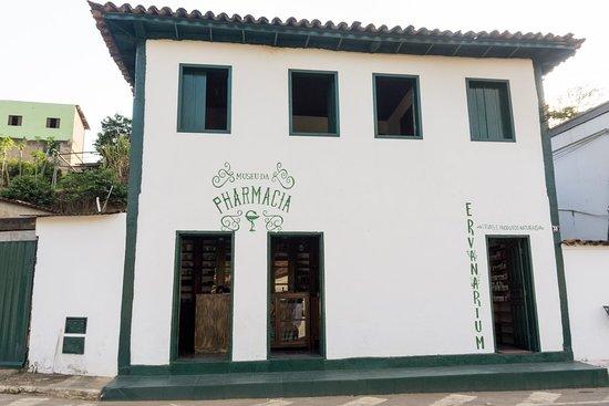 "Museu da Pharmacia ""Jose Gomes da Silveira"""