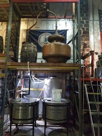 Copper Fox Distillery: 20181001_165003_large.jpg