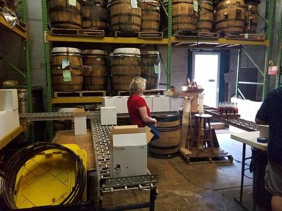 Copper Fox Distillery: 20181001_165903_large.jpg