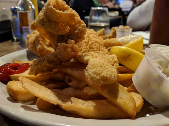 Hanna City, Илинойс: Gil's supper club