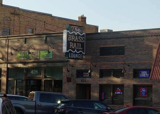The Brass Rail Lounge