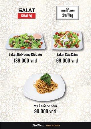 Tuyen Quang, Vietnam: salat