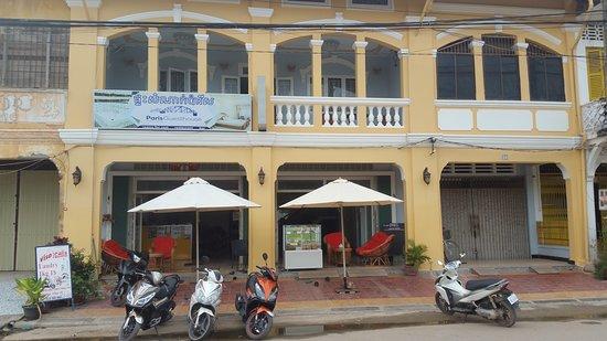 Best hospitality in Kampot