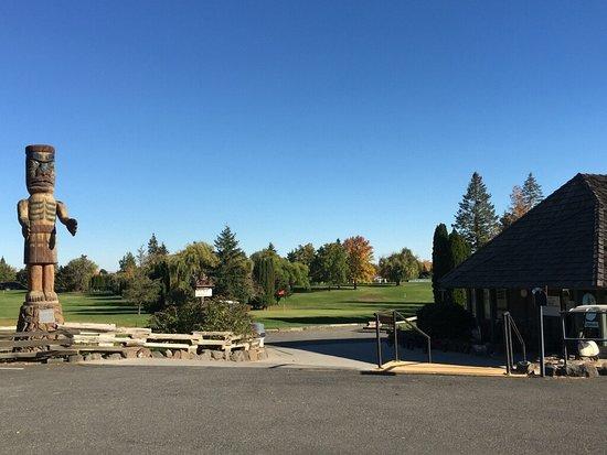 Westwood West Public Golf Course, Yakima Washington