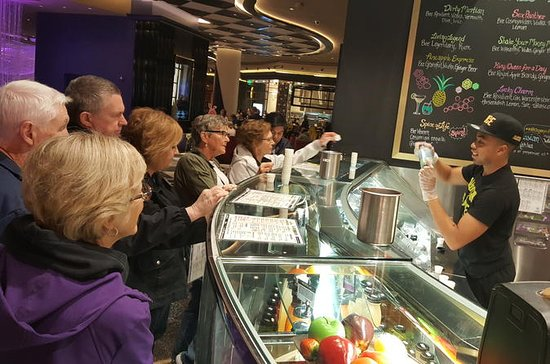 Walking Food Tour of the Las Vegas...