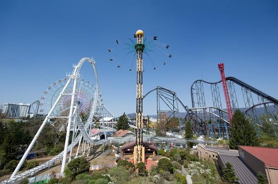 Fuji-Q Highland One-Day Pass