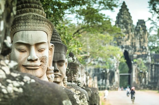 Angkor Wat Admission Ticket