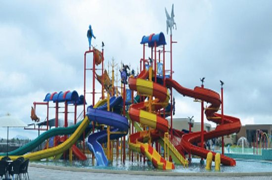 Shubham Water World Ticket