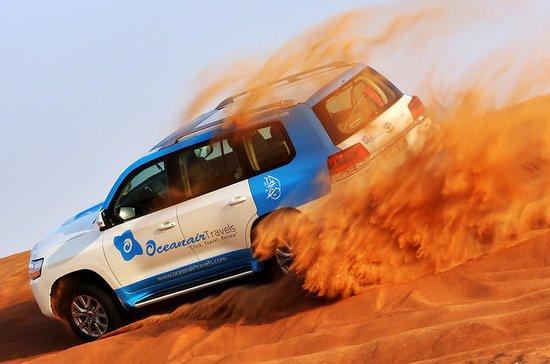 Abu Dhabi: 7-timers ørkensafari med...