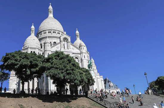 Skjult Paris: Old Montmartre Tour med...