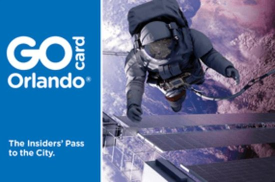 Go Orlando Card with Kennedy Space...