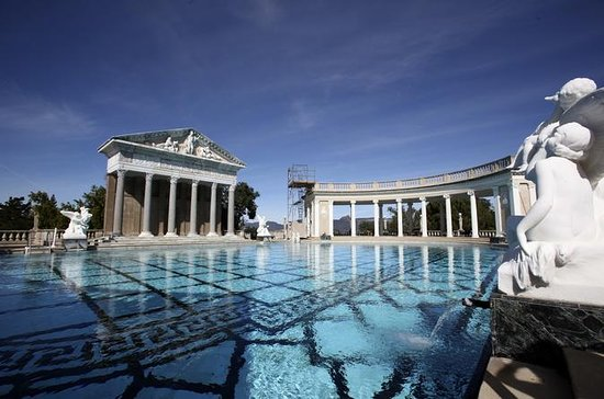 Full Day Hearst Castle Tour fra Pismo...