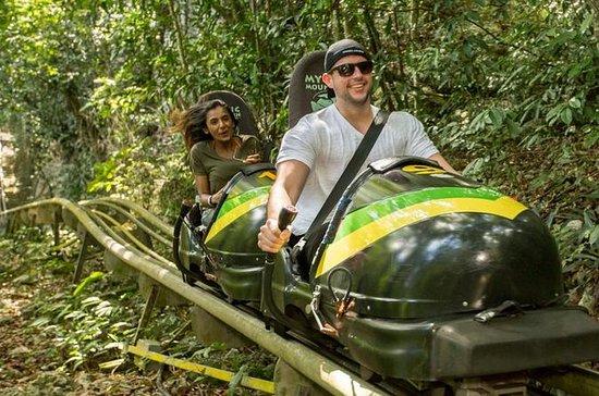Tour de aventura en trineo de Jamaica