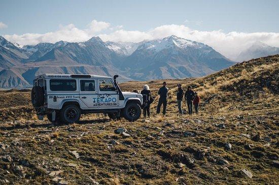 Scenic 4WD Tour See Tekapo Backcountry