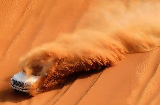 Mid-Day Dubai Desert Safari med Sand ...