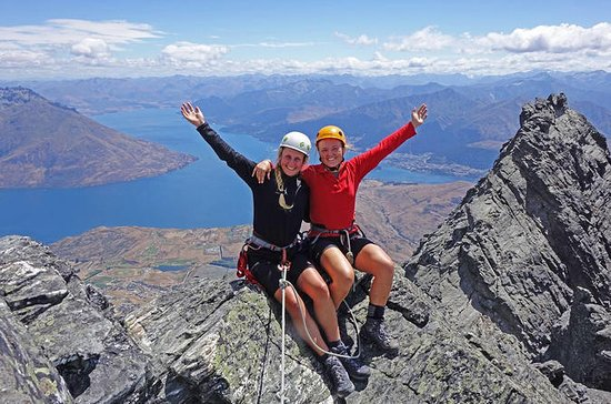 Trek alpin remarquable