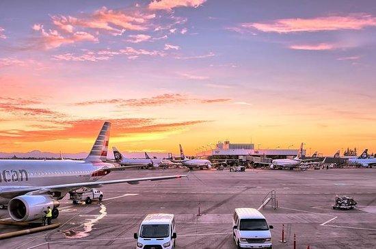 Transfert privé de l'aéroport de Herzliya à l'aéroport de Tel Aviv...