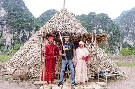 Ninh Binh dagtour: Hoa Lu - Tuyet ...