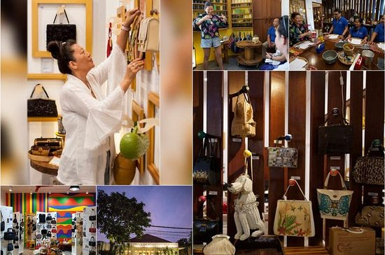 Museum Vintage Bags Private Tour: Bali Museum of Vintage Bags & Upcycle Workshop Half-Day Private Tour