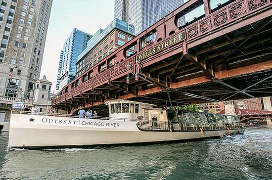 Odyssey Chicago River Lunch Cruise