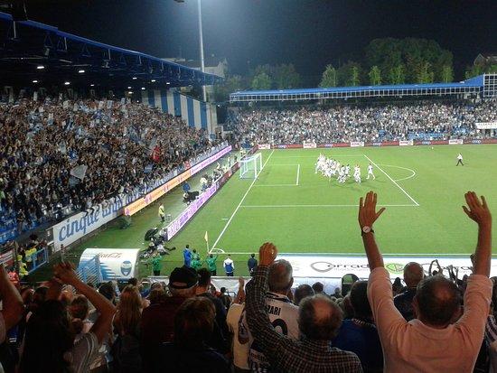 Stadio Paolo Mazza: dalla tribuna