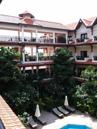 Saem Siemreap Hotel Photo