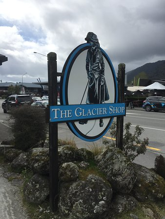 The Glacier Shop