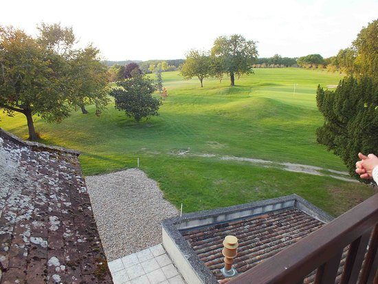 Monestier, France : Room 24 balcony view