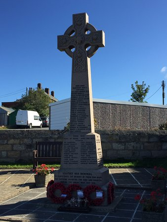 War Memorial Staithes