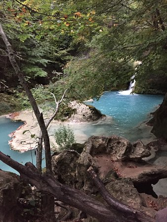 Baquedano, Spain: Lugar mágico parecia que te ibas a salir hadas en cualquier momento