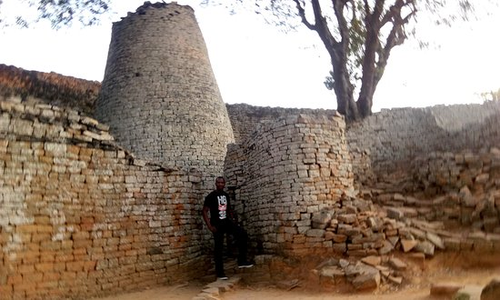 Great Zimbabwe: The Conical Tower