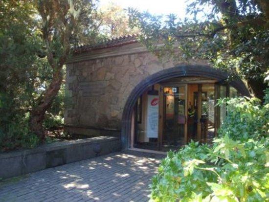 San Cristobal de La Laguna, Spain: Entrada del Centro de Visitantes