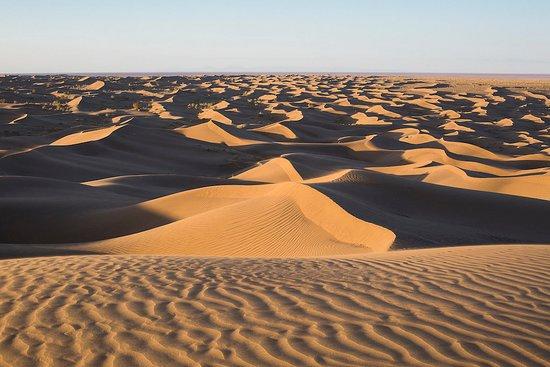 Mesr Village, Mesr Desert, Iran, Pazirik Ecolodge. Takht-e Aroos
