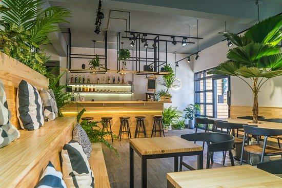 Gongliao, Σινμπέι: 餐飲吧檯