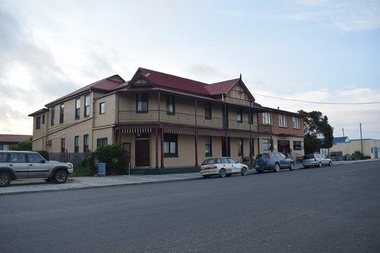 Flinders Island, Australien: Great spot to stay