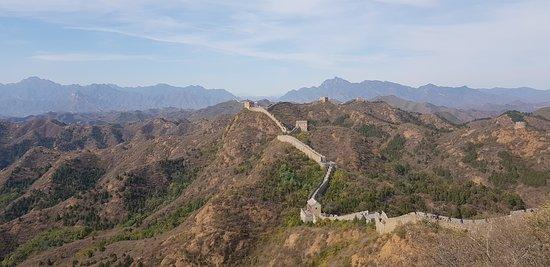 Jinshanling Great Wall: The Great Wall of China