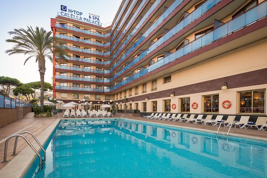 Htop Calella Palace Family Spa Hotel Espagne Tarifs 2020 Mis