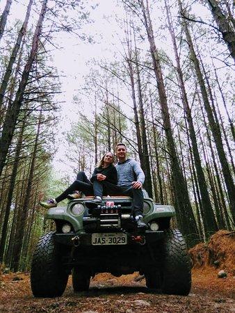Rumo 4X4 Turismo de Aventura: Passeio Rumo 4x4 Flávia e Rodrigo