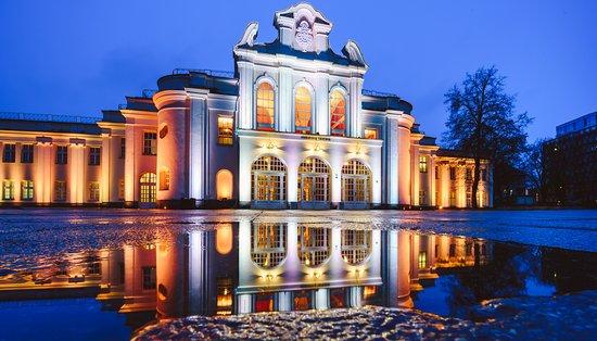 Kaunas, Lithuania: Musical Theatre. Photo by: A. Aleksandravičius