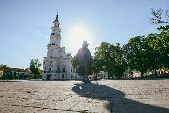 Kaunas Town Hall. Photo by: A. Aleksandravičius