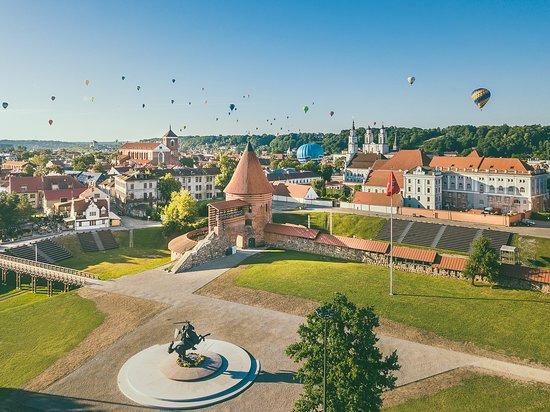 Kaunas Castle. Photo by: A. Aleksandravičius