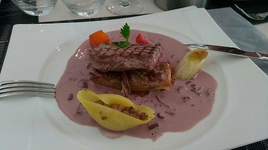 Saint-Etienne-de-Montluc, Frankrike: restaurant le haras