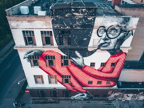 Kaunas, Lithuania: The Old Wise Man. Photo by: A. Aleksandravičius